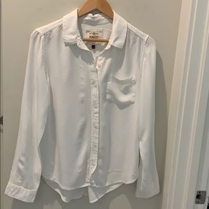 So Perfect Shirt button down relaxed white…